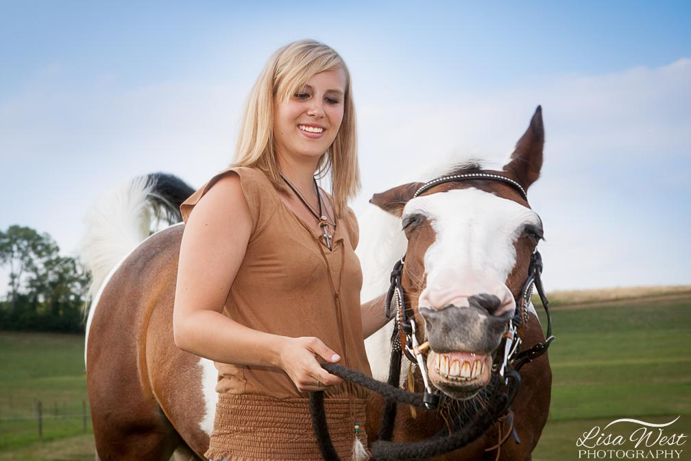 Pittsburgh equine photographer