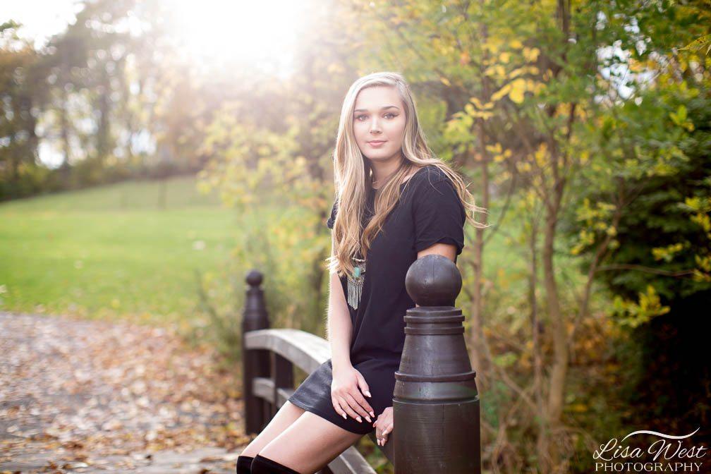 Lisa West Photography Pittsburgh High School Senior